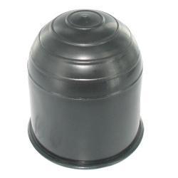 Trekhaakdop zwart plastic