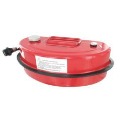 Jerrycan 3 liter rood staal