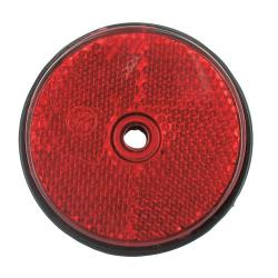 TP Reflector schroefbev. rood