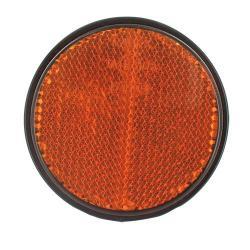 TP Reflector plakbev. oranje