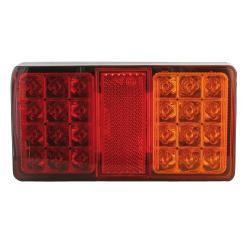 Achterlicht LED Rechthoek 001
