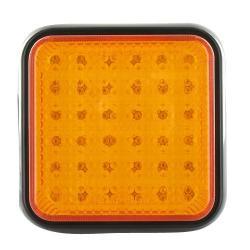 Achterlicht LED ECO Vierkant 004