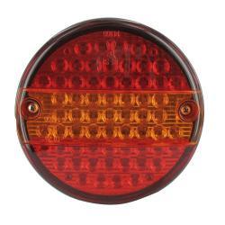 Achterlicht LED ECO Rond 001
