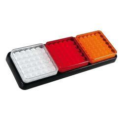 Achterlicht LED Rechthoek 008