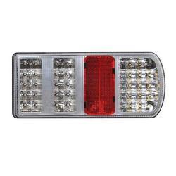 Achterlicht LED Rechthoek Rechts 003