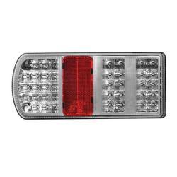 Achterlicht LED Rechthoek Links 003
