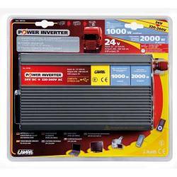 Lampa 24V-220V Omvormer (1000 watt)