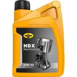 Kroon Oil HDX 20W-50 (1 Liter)