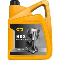 Kroon Oil HDX 20W-50 (5 Liter)