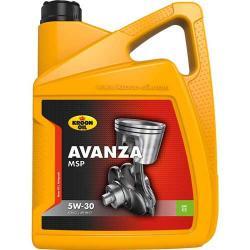 Kroon Oil Avanza MSP 5W-30 (5 Liter)