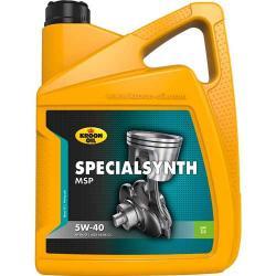 Kroon Oil Specialsynth MSP 5W-40 (5 Liter)