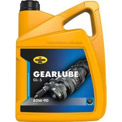 Kroon Oil Gearlube GL-5 80W-90 (5 Liter)