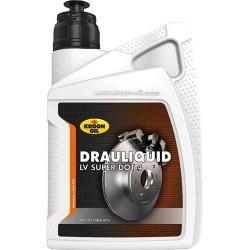 Kroon Oil Drauliquid DOT 4 (1 Liter)