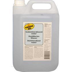 Kroon Oil Demi-Water (5 Liter)
