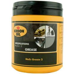 Kroon Oil MOS2 Grease EP 2 (600 GR)