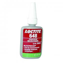 Loctite Bevestigingsmiddel Hoge sterkte Groen (24ML)
