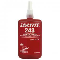 Loctite Schroefdraadborging Medium Blauw (250ML)