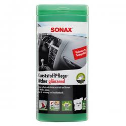 Sonax Kunststofonderhoudsdoekjes Glans (25x)