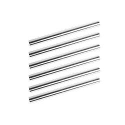 Lampa Zelfklevende Chromen Look Styling Strips (130 MM)