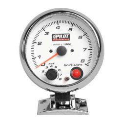 Pilot Electrische Toerenteller 0-8000 RPM (006)