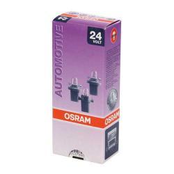 Osram B8.5D Grijs (24 Volt, 1,2 Watt)