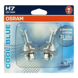 Osram Cool Blue H7 (12 Volt, 55 Watt)