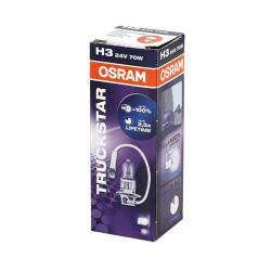 Osram Truckstar H3 (24 Volt, 70 Watt)