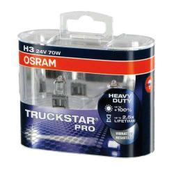 Osram Truckstar PRO H3 (24 Volt, 70 Watt)