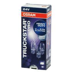 Osram Truckstar PRO T10 W5W (24 Volt, 5 Watt)