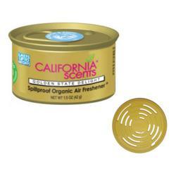 California Scents Luchtverfrisser Goldenstate Delight