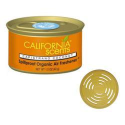 California Scents Luchtverfrisser Capistrano Coconut