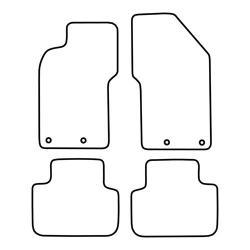TCP Autospecifieke Pasvorm Automattenset Alfa 147