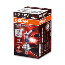 Osram Night Breaker Laser H7 (12 Volt, 55 Watt)