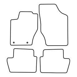 TCP Autospecifieke Pasvorm Automattenset Citroën C4 (001)