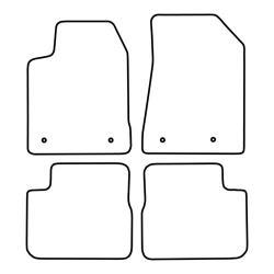 TCP Autospecifieke Pasvorm Automattenset Fiat Bravo / Brava (002)