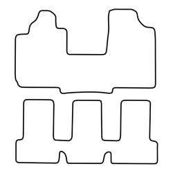 TCP Autospecifieke Pasvorm Automattenset Fiat Multipla