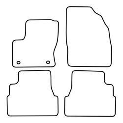 TCP Autospecifieke Pasvorm Automattenset Ford C-Max (002)