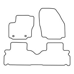 TCP Autospecifieke Pasvorm Automattenset Ford S-Max (001)