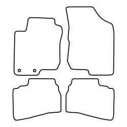 TCP Autospecifieke Pasvorm Automattenset Hyundai i 30