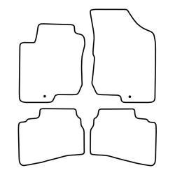 TCP Autospecifieke Pasvorm Automattenset Hyundai i 31
