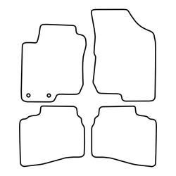 TCP Autospecifieke Pasvorm Automattenset Hyundai i 32
