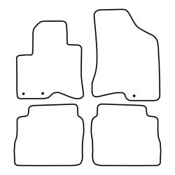 TCP Autospecifieke Pasvorm Automattenset Hyundai Santa Fe (004)
