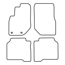 TCP Autospecifieke Pasvorm Automattenset Hyundai Terracan