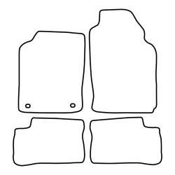 TCP Autospecifieke Pasvorm Automattenset Nissan 100 NX