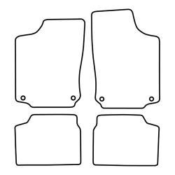 TCP Autospecifieke Pasvorm Automattenset Opel Corsa (003)
