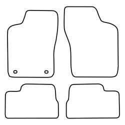 TCP Autospecifieke Pasvorm Automattenset Opel Kadett
