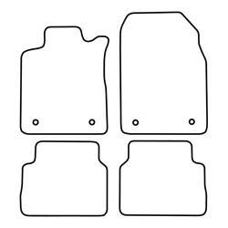 TCP Autospecifieke Pasvorm Automattenset Opel Vectra (003)