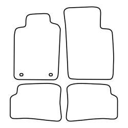 TCP Autospecifieke Pasvorm Automattenset Renault Megane (003)