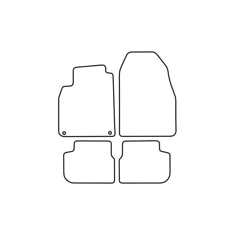 TCP Autospecifieke Pasvorm Automattenset Saab 93 (003)