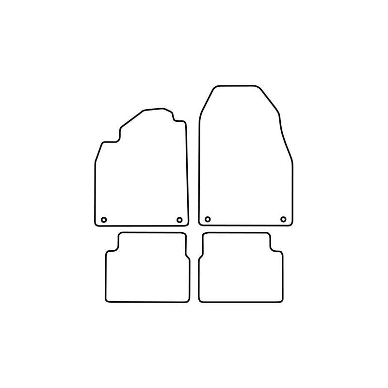 TCP Autospecifieke Pasvorm Automattenset Saab 93 (005)